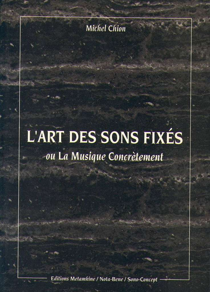 1991 art des sons fixes francais