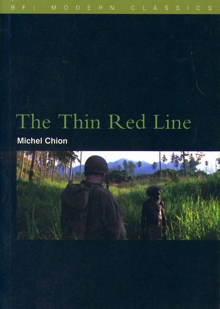 2004 the thin red line anglais